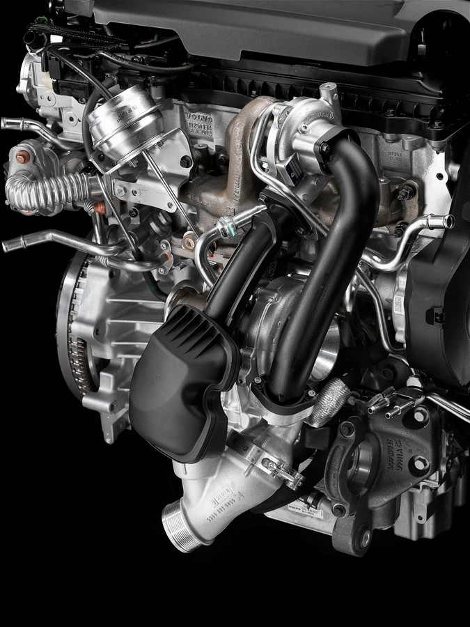 Volvo Engine Diesel 5 (VED5) Generation 3 | D5244T and D5204T