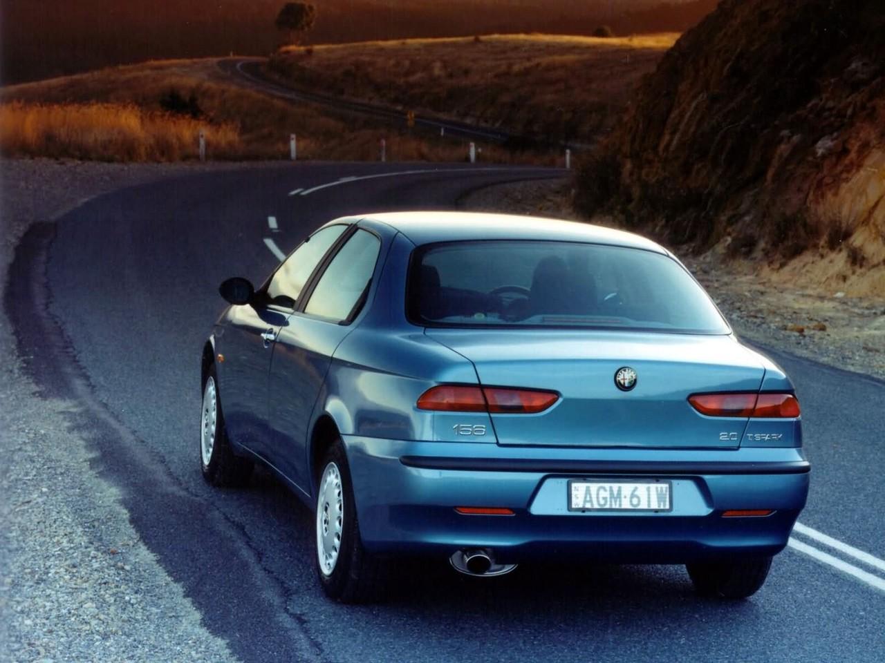 buyer s guide alfa romeo 156 sedan 1999 06 rh australiancar reviews alfa romeo 156 gta buyers guide Alfa Romeo 159