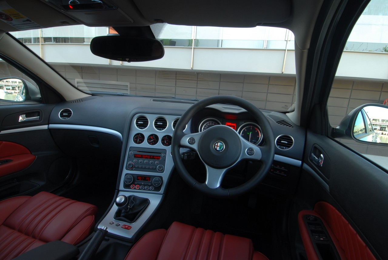 Buyer S Guide Alfa Romeo 159 Sedan 2006 12