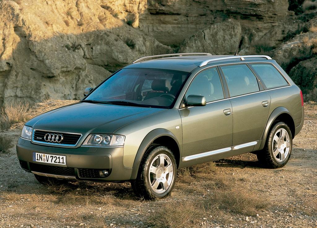 Audi C5 Allroad quattro Review (2001-05): TDI and 2.7TT
