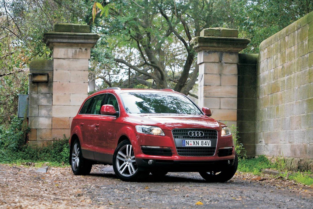 Problems and Recalls: Audi 4L Q7 | carbon deposits, fuel leaks