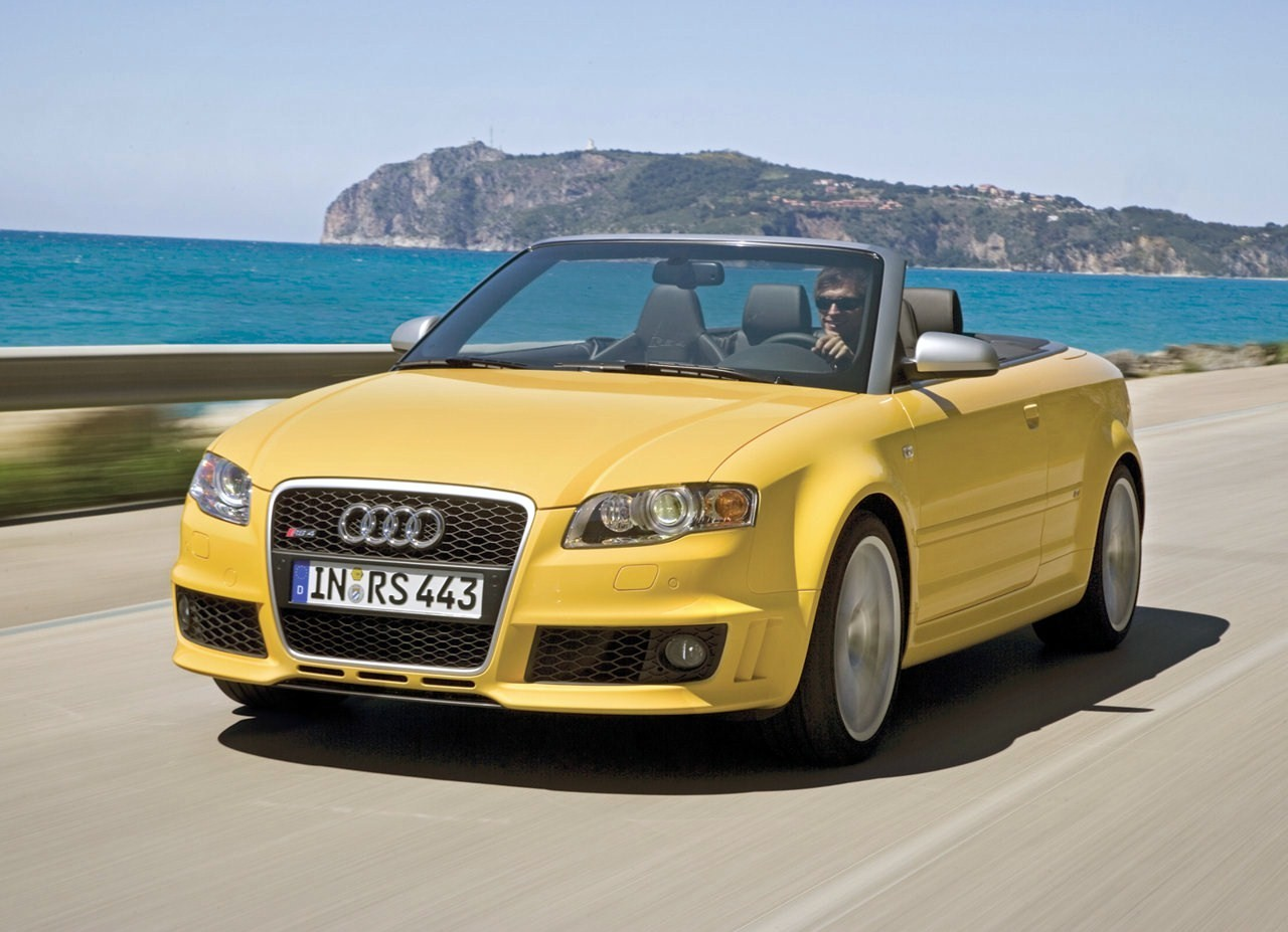 Buyer S Guide Audi B7 Rs4 Cabriolet 2007