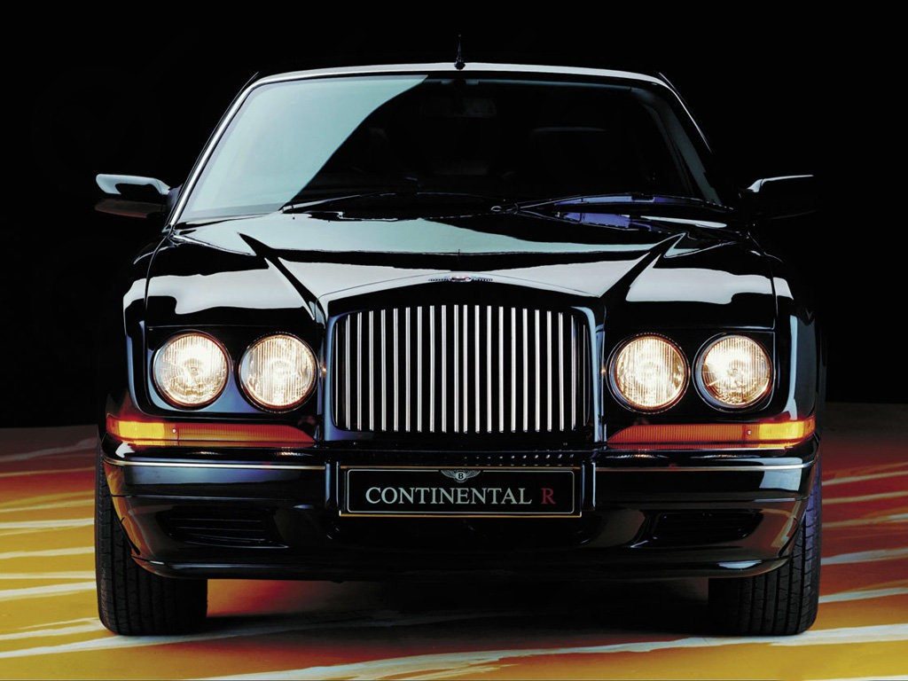 Bentley Continental R Review 19922003