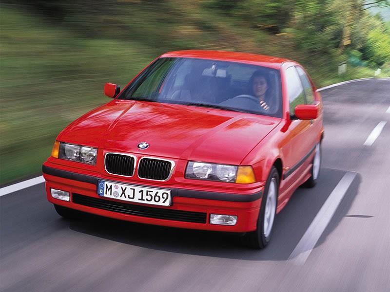 BMW E36 3Series Compact Review 316i and 318ti