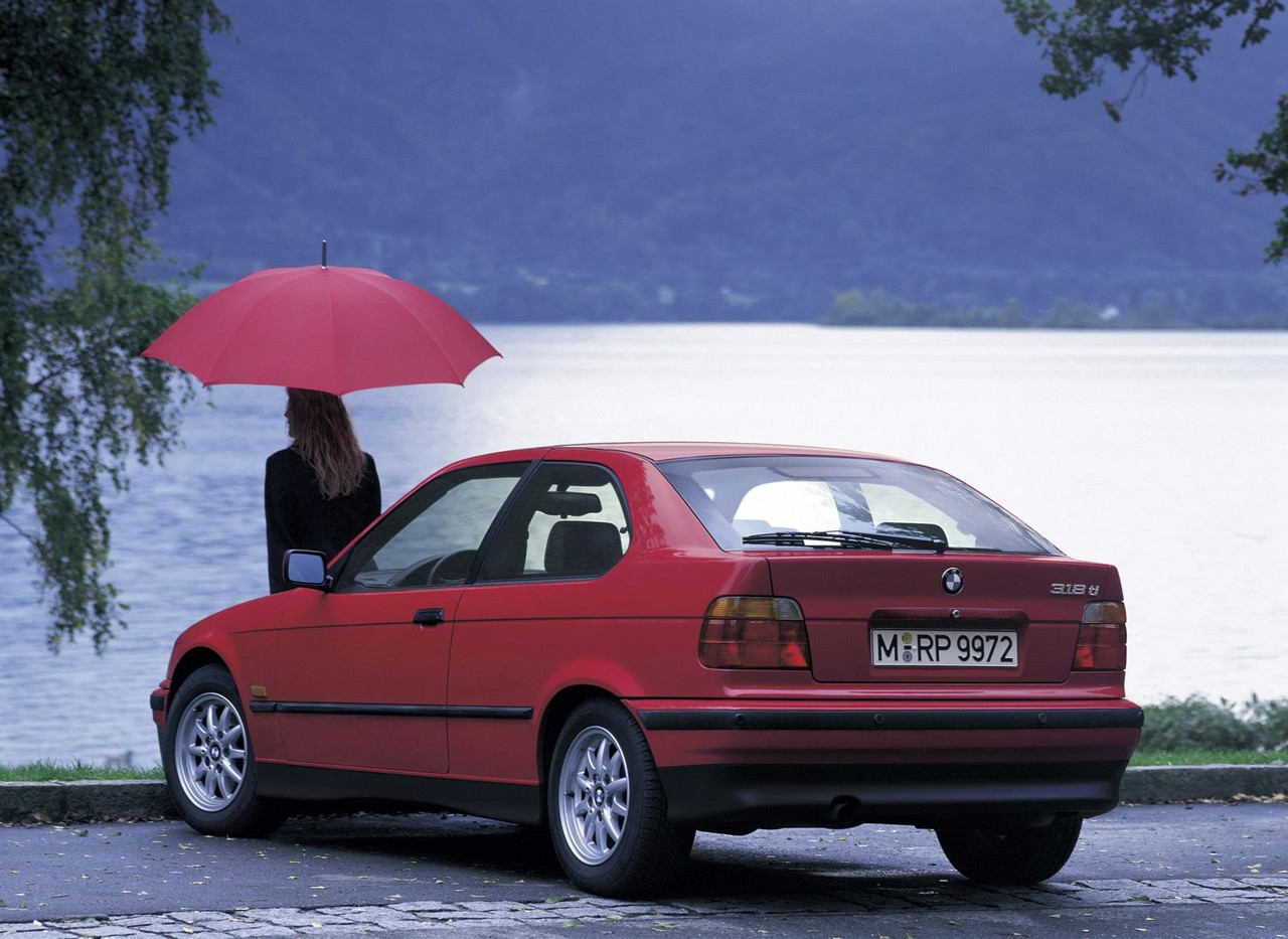 Buyer S Guide Bmw E36 3 Series Compact 1995 00