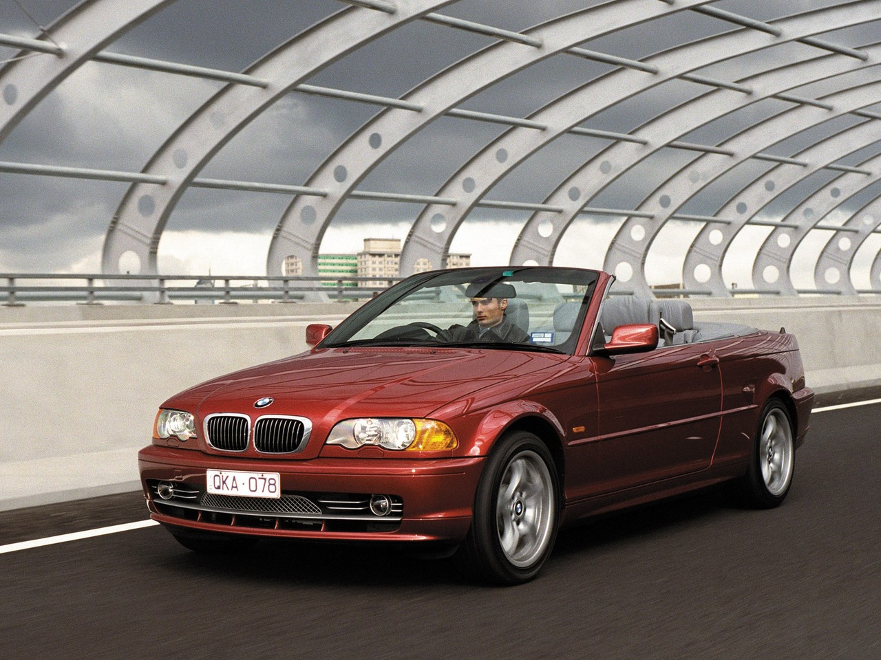 Images BMW E46 3Series Convertible 200006