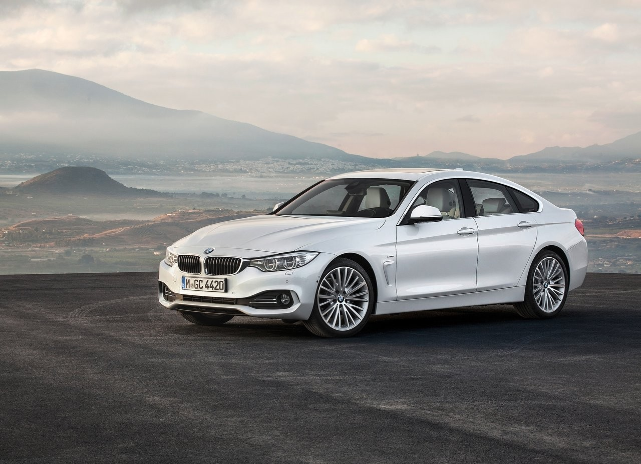 Images BMW F36 4 Series Gran Coupe 2014 On
