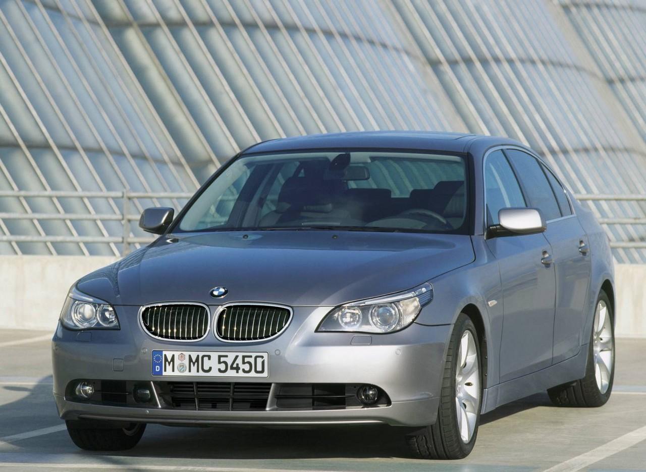 Problems and Recalls: BMW E60 5-Series Sedan (2003-10)
