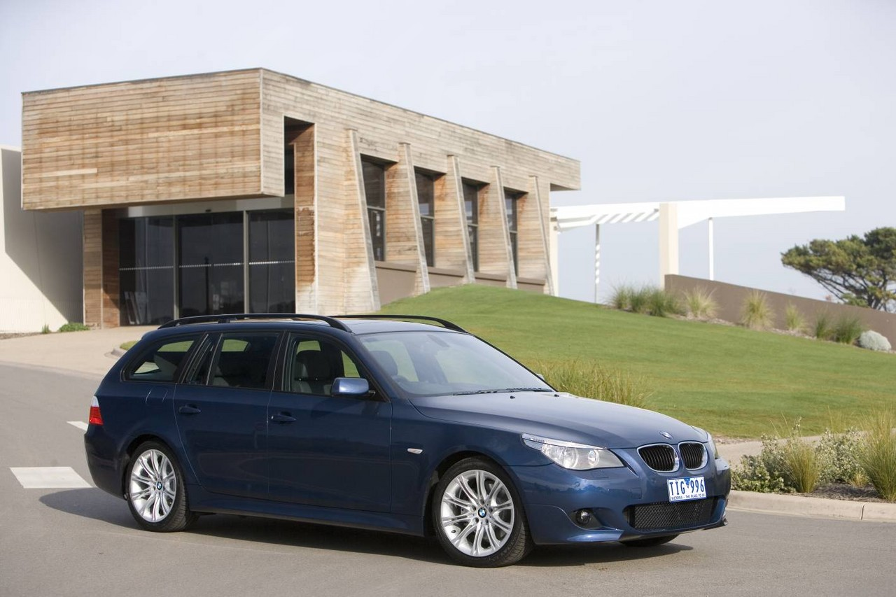 Review: BMW E61 5-Series Touring (2005-09) | 530i