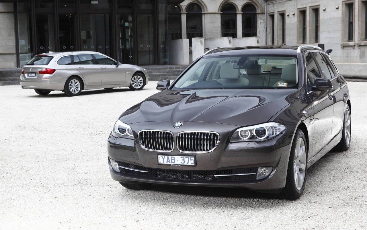 Problems and Recalls: BMW F11 5-Series Touring (2010-16)