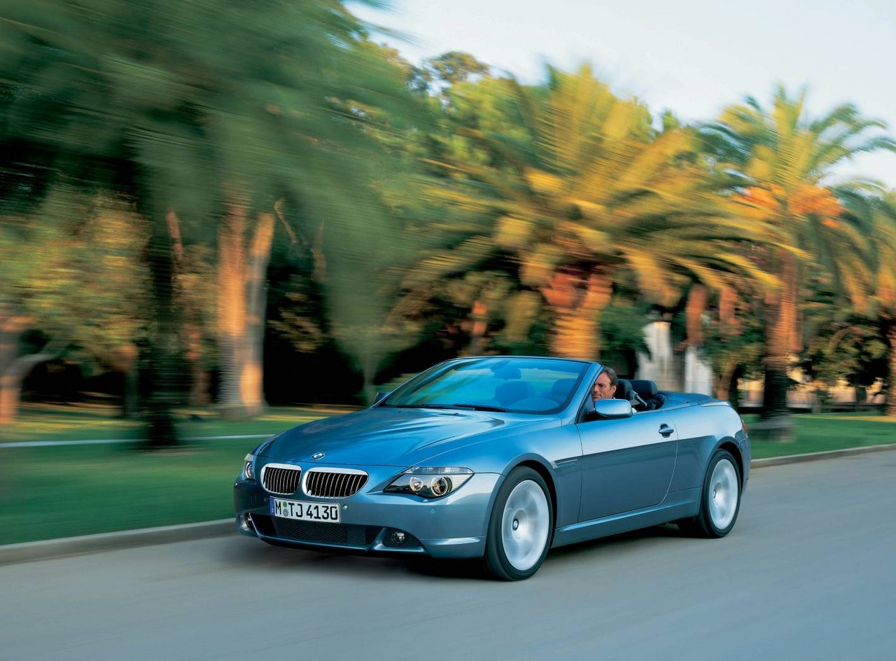 recalls & faults: bmw e64 6-series convertible (2004-10)