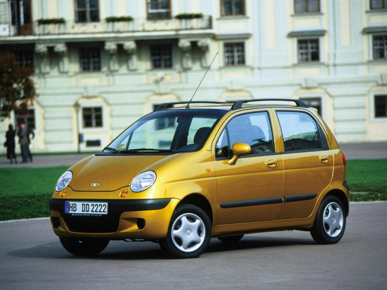 Images: Daewoo Matiz Hatch (1999-04)