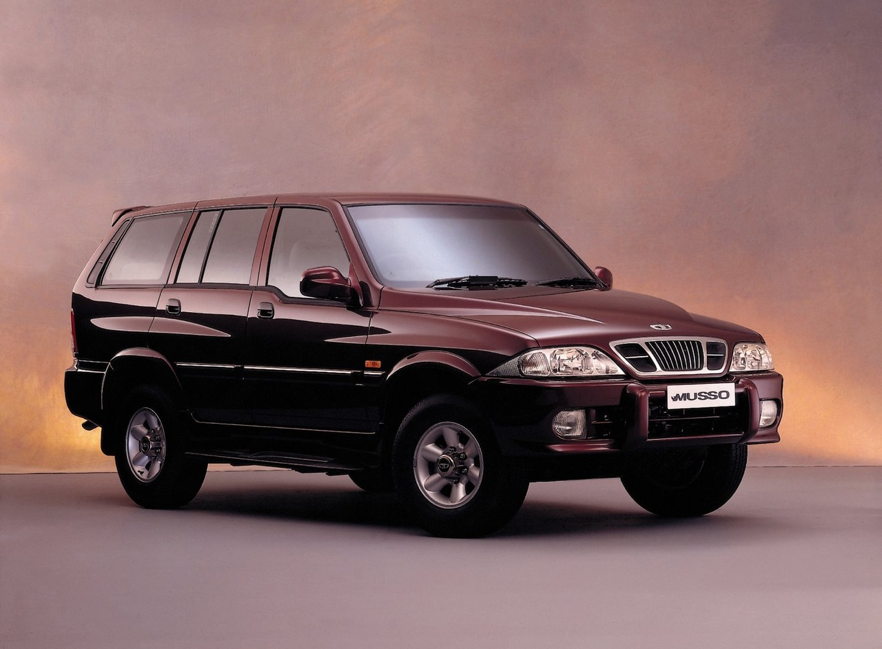 Daewoo Musso Review: 1998 to 2002