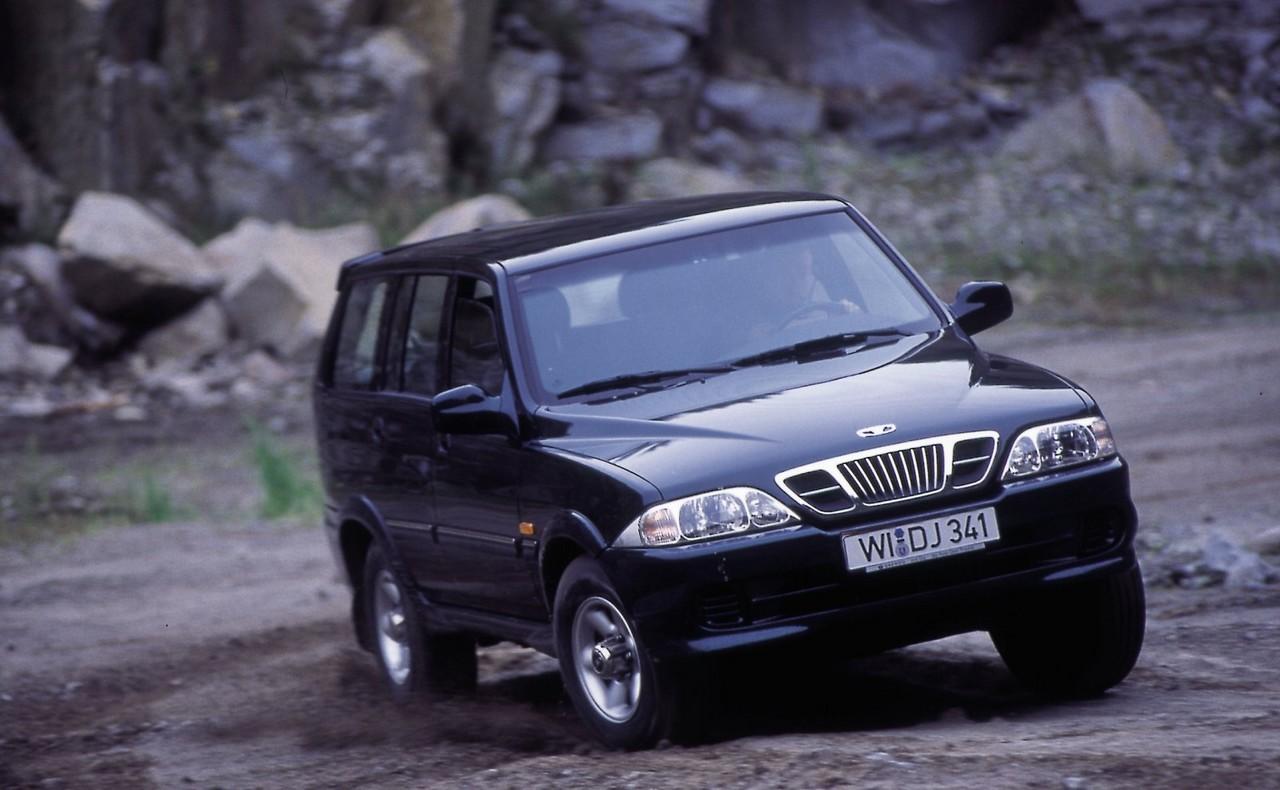 Buyer's Guide: Daewoo Musso (1998-02)