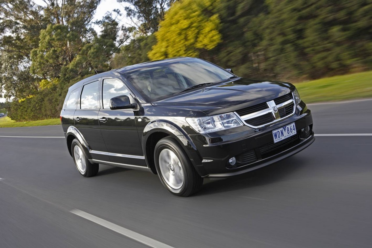 Problems and Recalls: Dodge JC Journey (2008-16) on