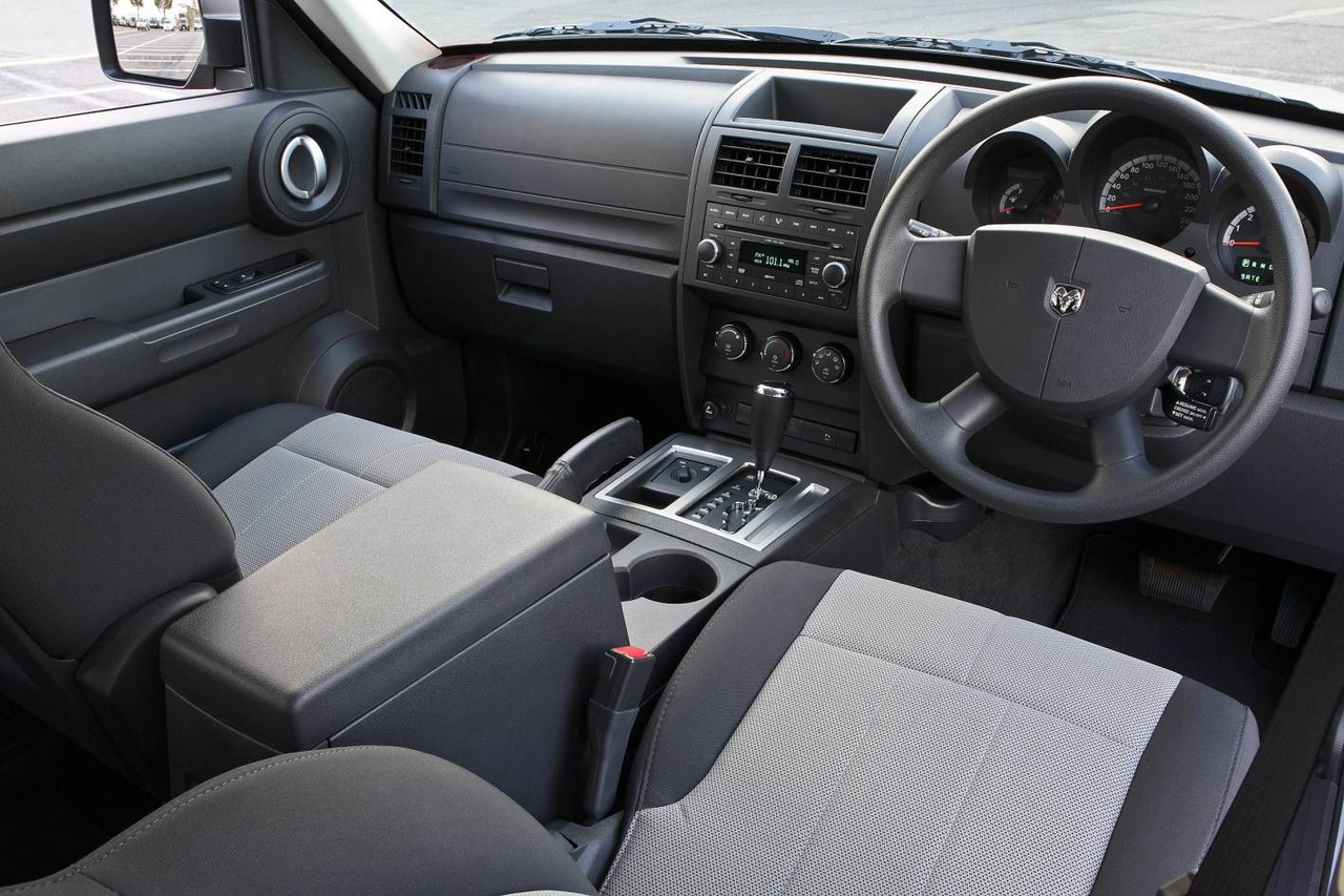 Dodge nitro 2007 problems