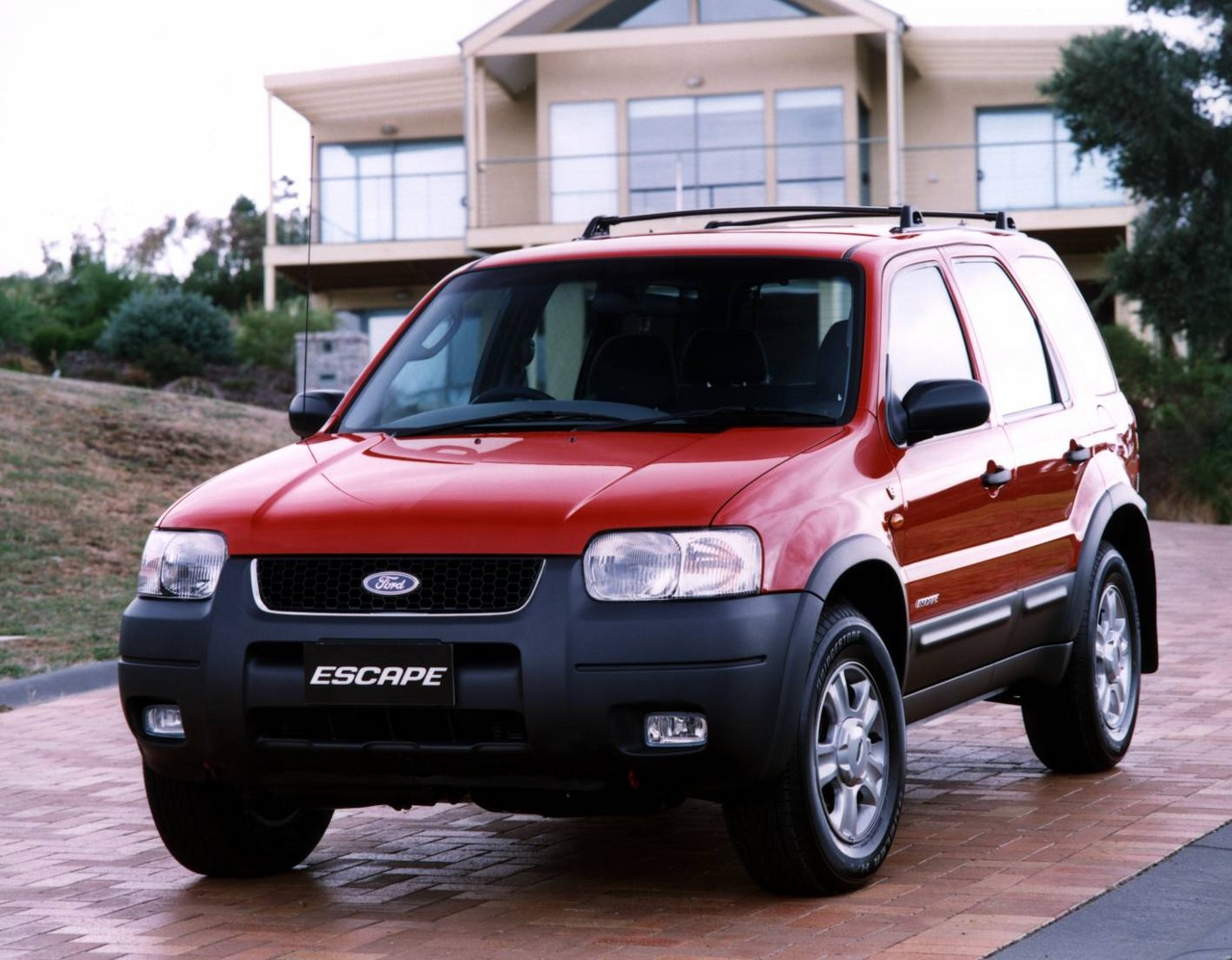 Ford Escape Review 2001 12 Ba Za Zb Zc Zd