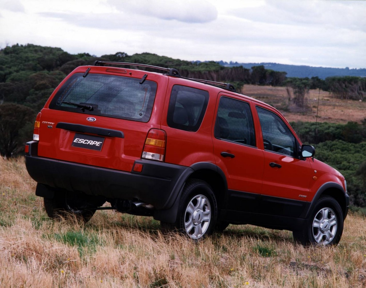 Buyer S Guide Ford Escape 2001 12
