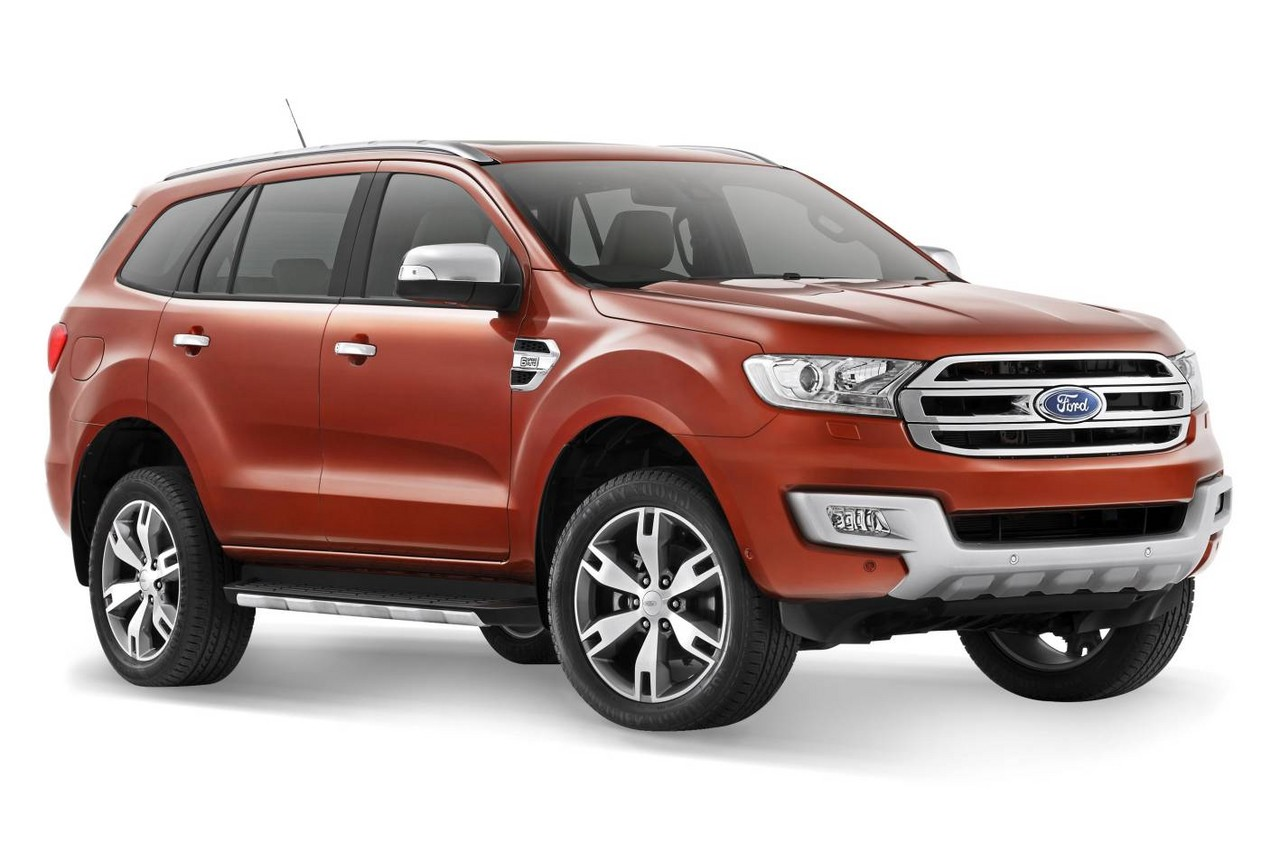 review: ford everest (2015-on) | ambiente, trend and titanium