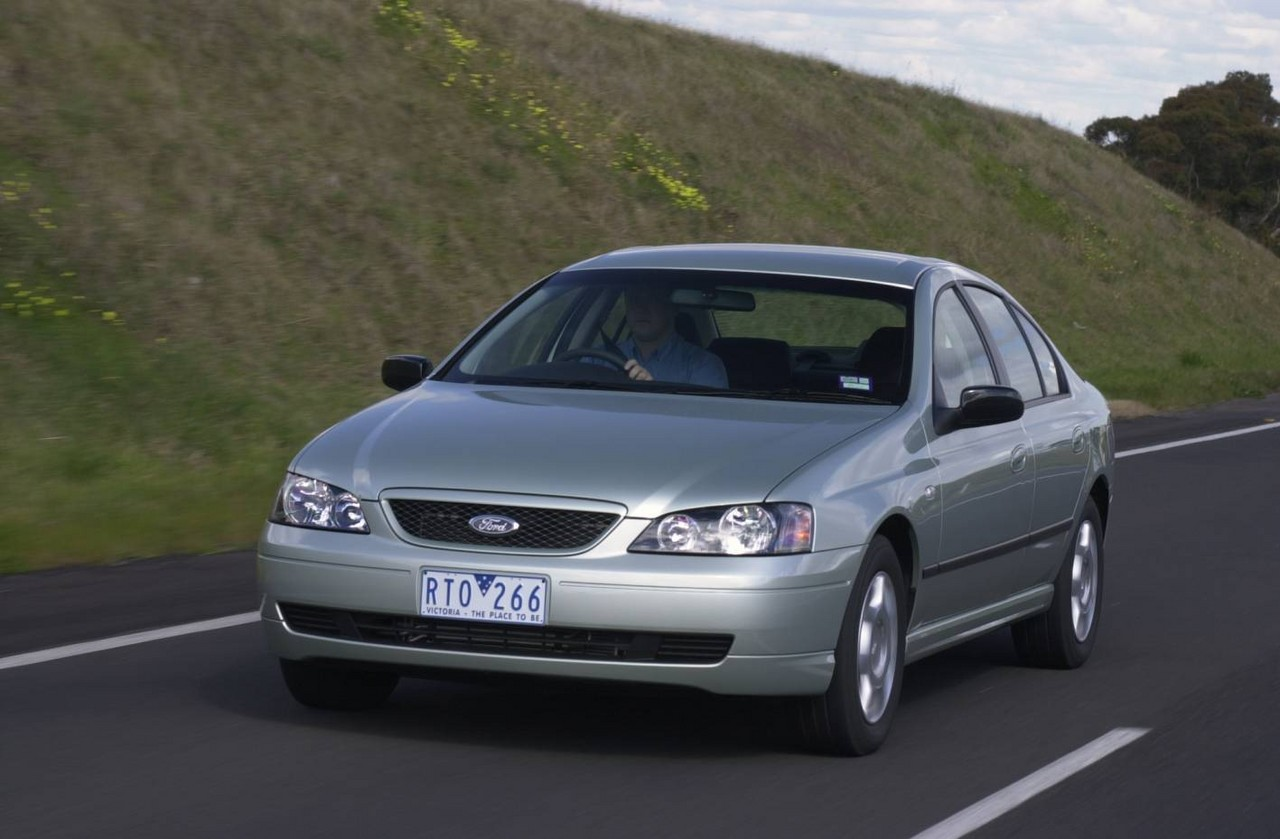 Problems And Recalls Ford Ba Falcon 2002 05 Transmission
