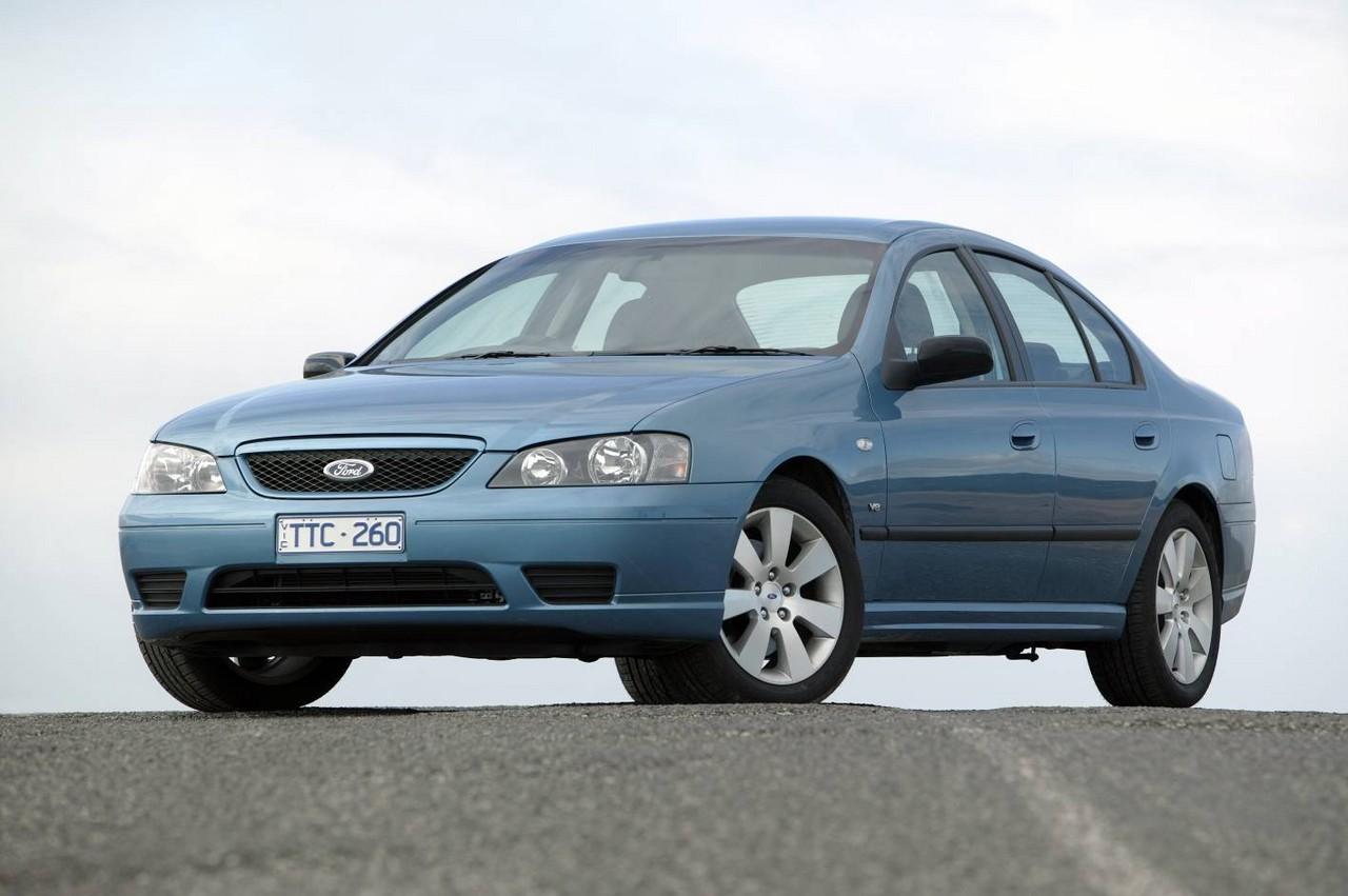 Problems And Recalls Ford Bf Falcon 2005 10 Zf Auto