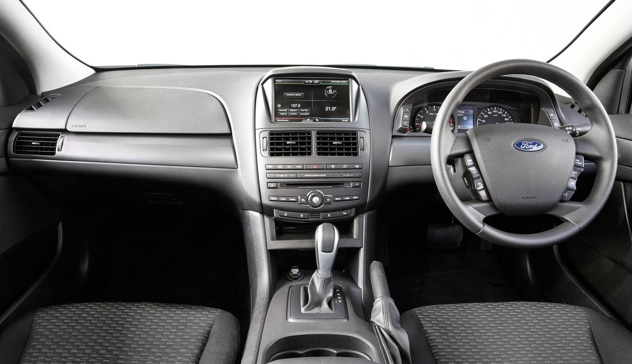 Images Ford FG X Falcon 201416