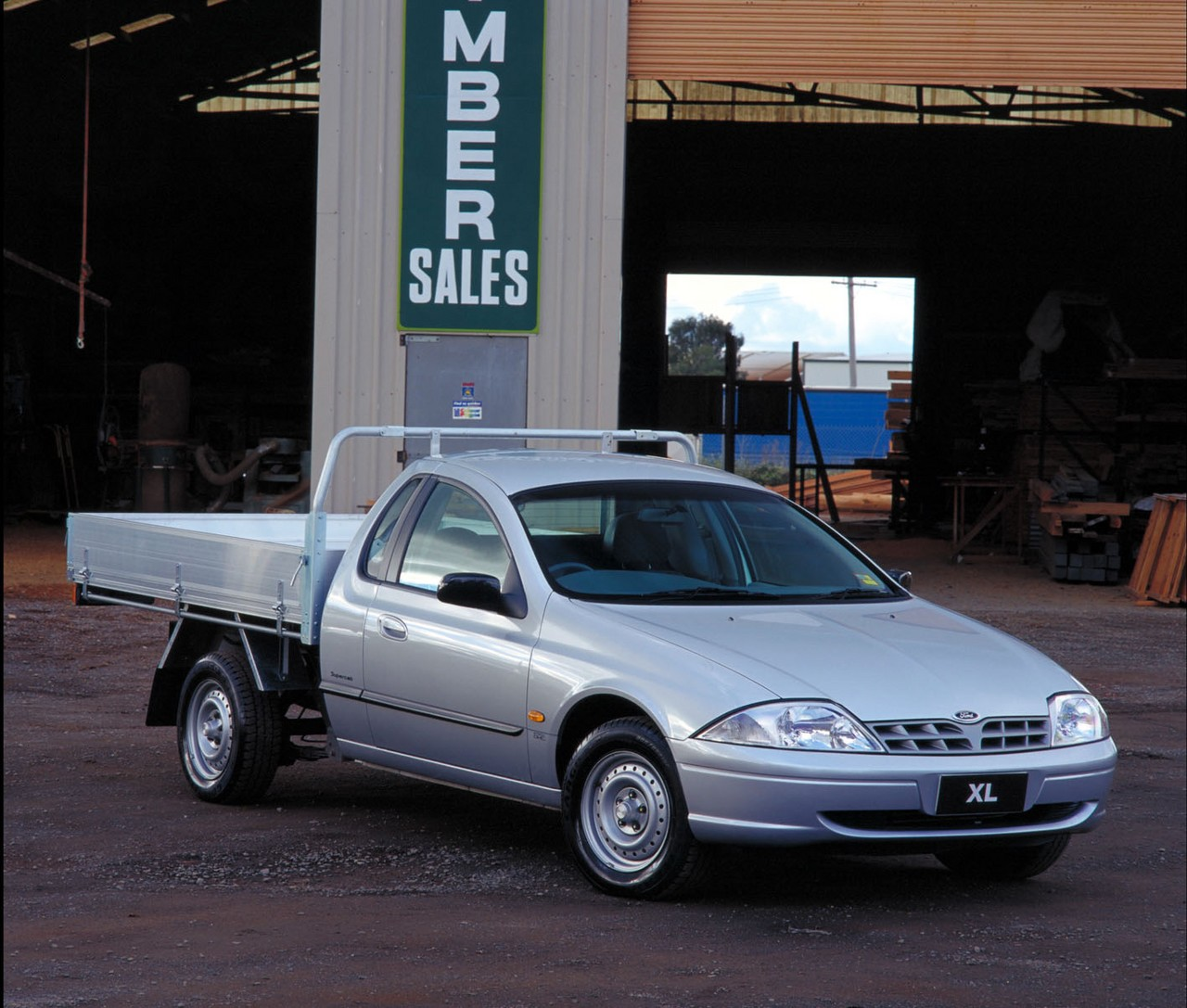 Problems and Recalls: Ford AU Falcon Ute (1999-02)