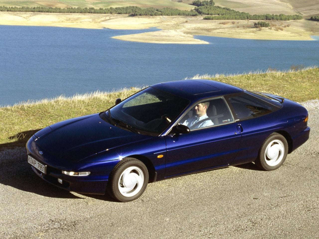 Images Ford Probe 1994 98