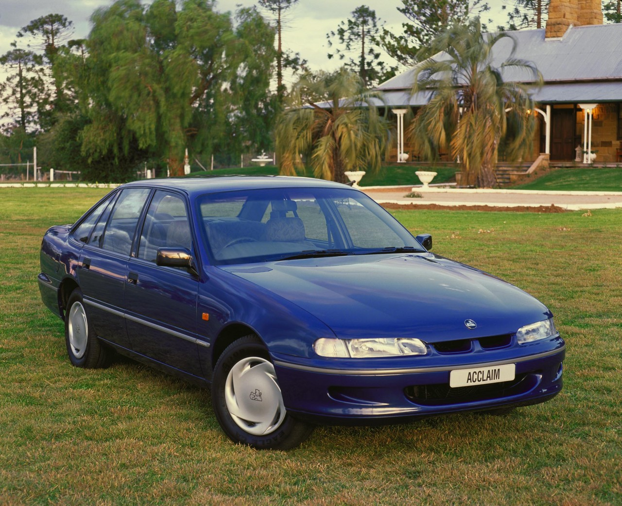 Problems and Recalls: Holden VR Commodore (1993-95)