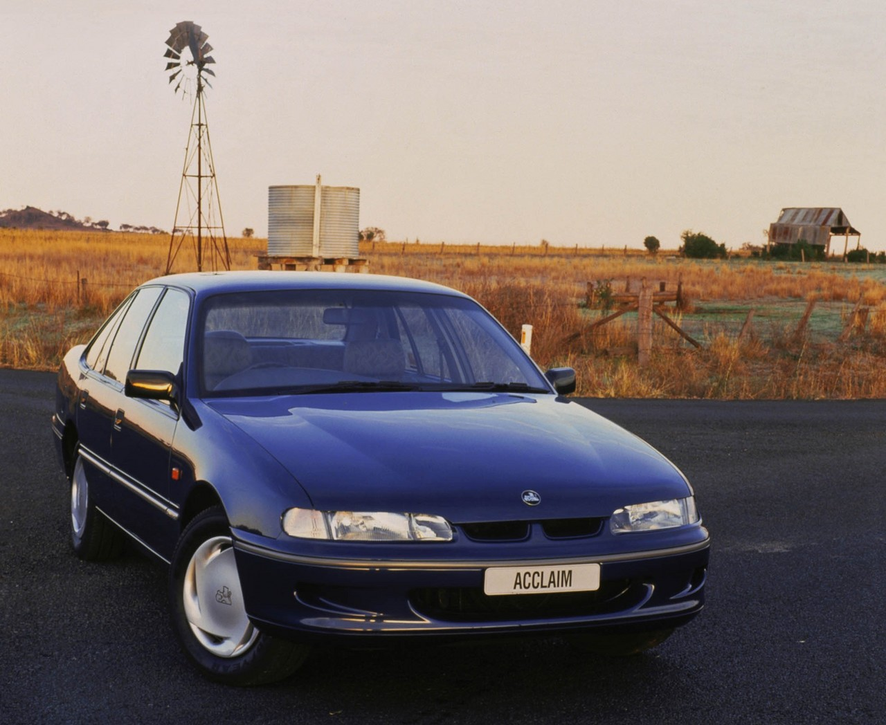 Buyer's Guide: Holden VR Commodore (1993-95)