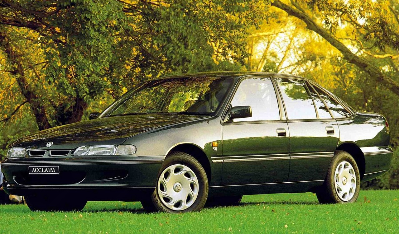Review: Holden VS Commodore (1995-97) | SS, S and Executive