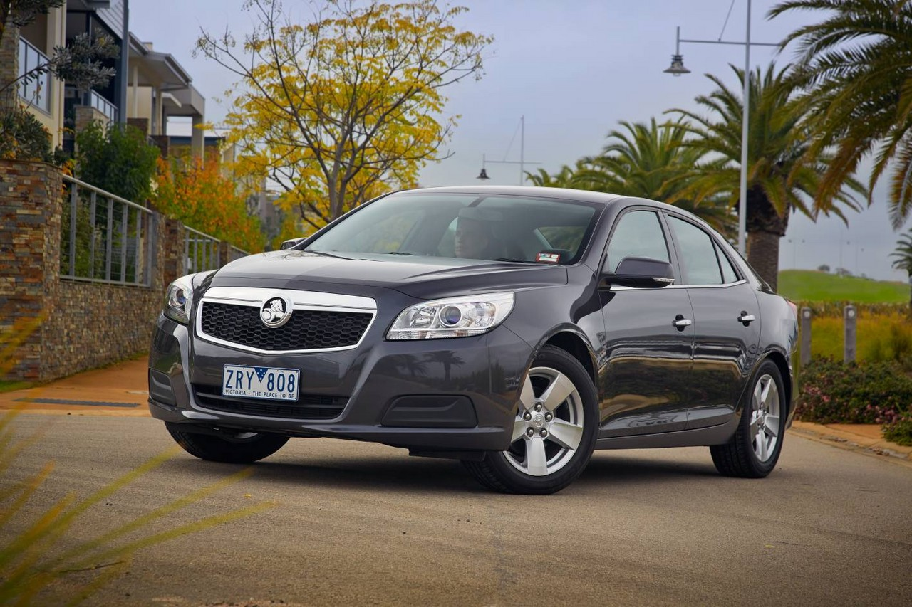 Problems and Recalls: Holden V300 Malibu (2013-17)