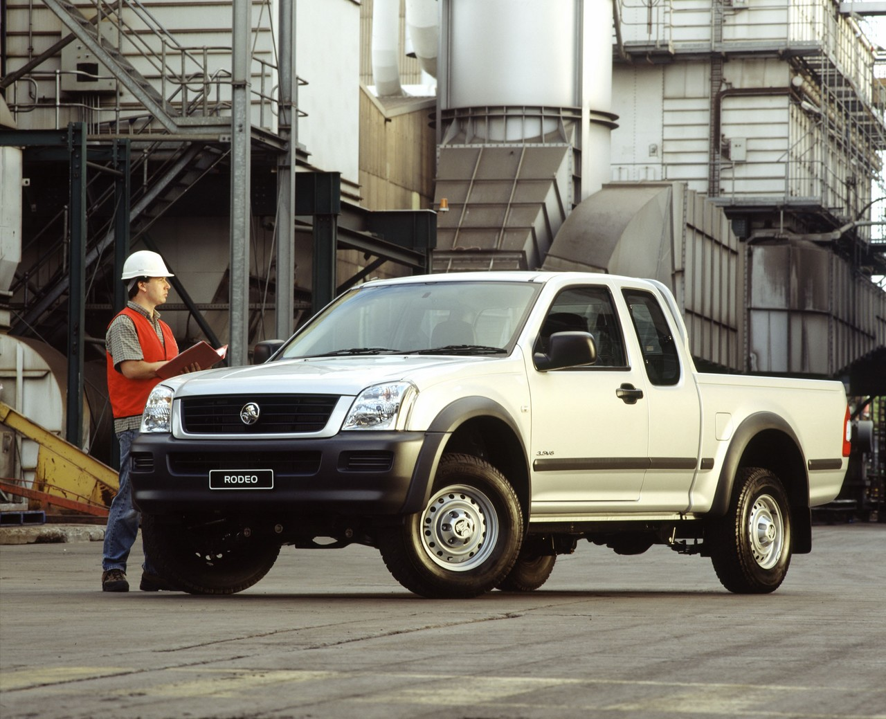 Problems and Recalls: Holden RA Rodeo utility (2003-08)
