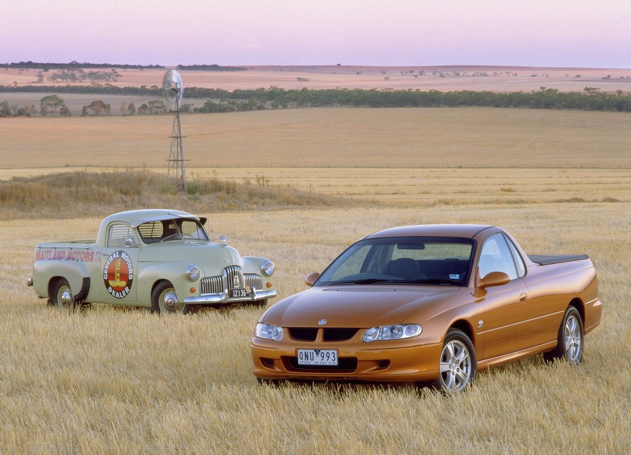 Problems and Recalls: Holden VU Ute (2000-02)