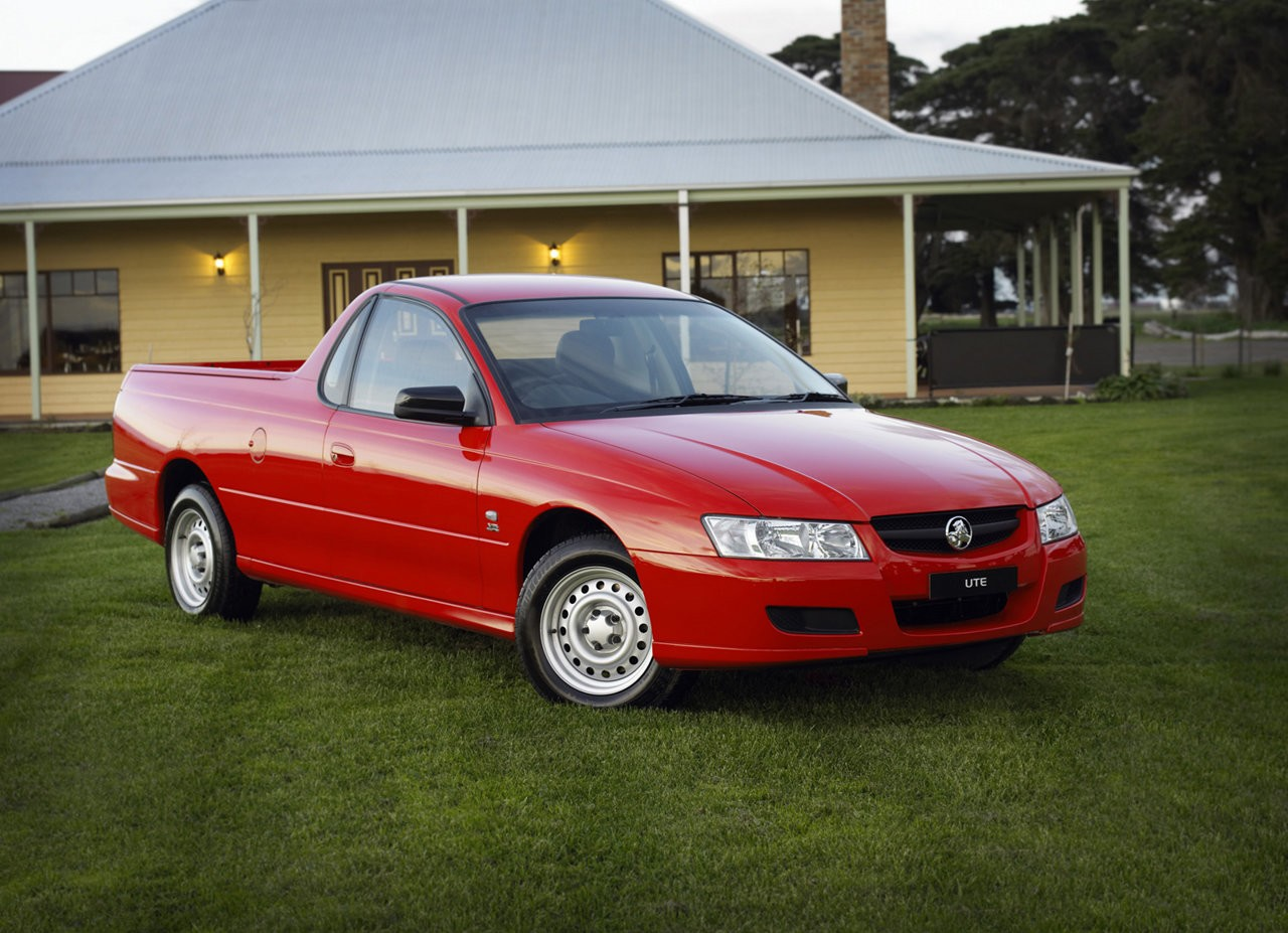 Holden VZ Ute Review (2004-07): S, SV6, SS and Thunder