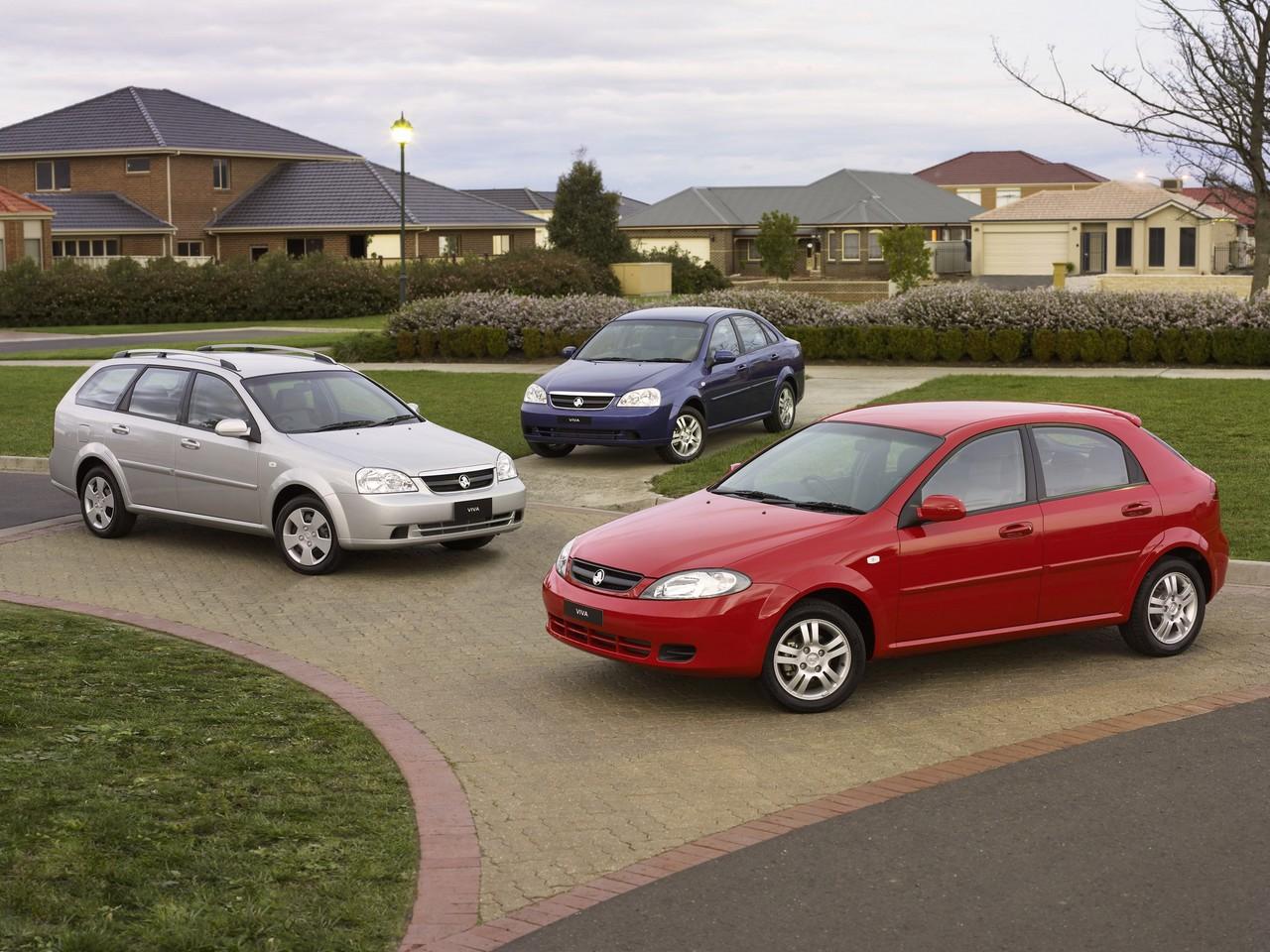 Holden viva review jf 2005 09 vanachro Choice Image