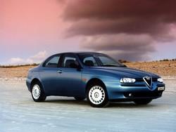 Problems and Recalls: Alfa Romeo 156 sedan (1999-06)
