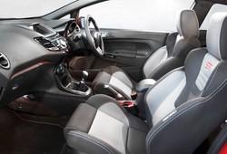 2013 Ford WZ Fiesta ST: Interior RHD Recaro Front Seats