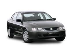2002 Holden Vy I Commodore Executive