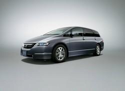 2004 Honda Rb1 Odyssey Luxury