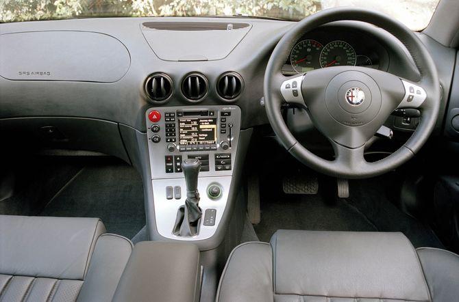 Alfa Romeo 166 Review 1999 To 2008