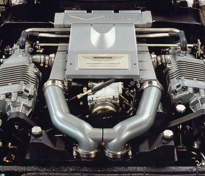 Problems With Bmw V8 Engine: Review: Aston Martin V8 Vantage (1997-00