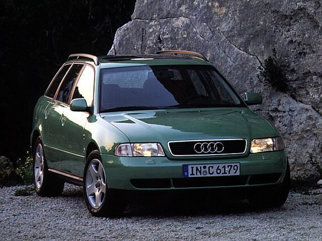 Review Audi B5I A4 And Avant 1995 99