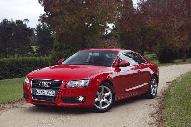 Audi a5 2 litre tdi review 16