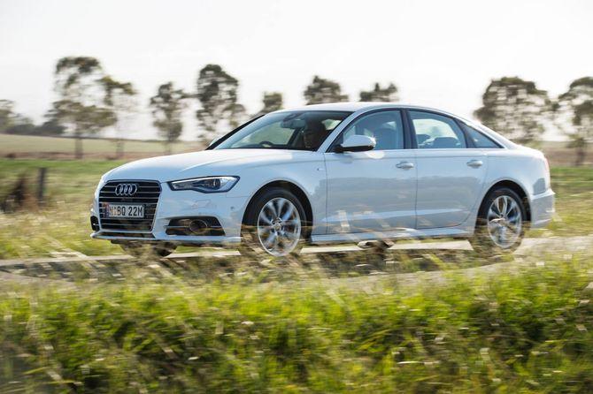 Review  Audi C7 A6  2011