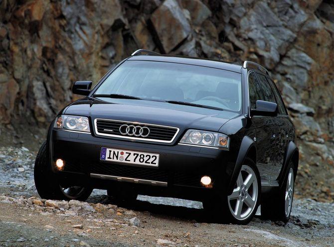 Review audi c5 allroad quattro 2001 05 for 2002 audi a6 window problems