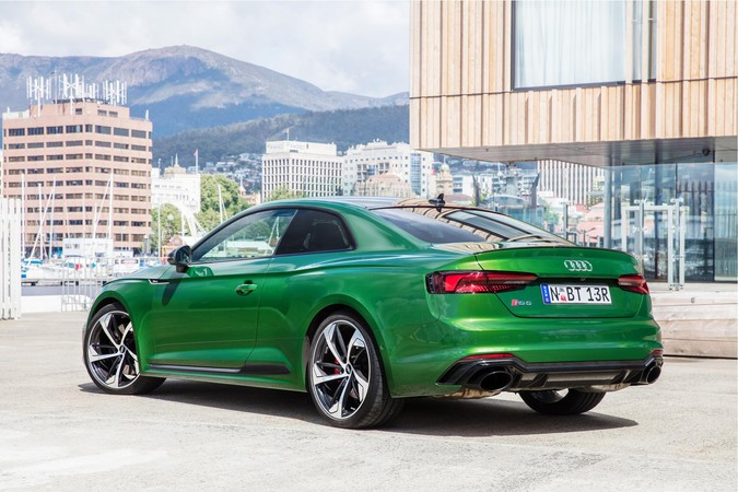 Review Audi F5 Rs5 Coupe 2017 On