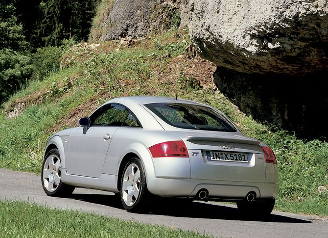 review  audi 8n tt coupe  1999