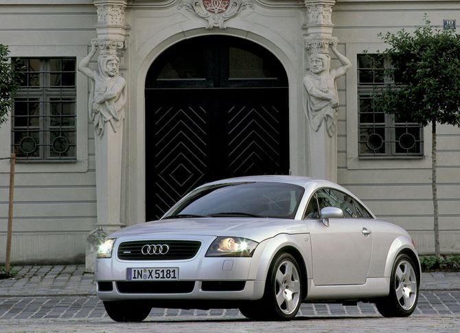 Audi 8n Tt Coupe Review 1999 06 18t And 32 Quattro