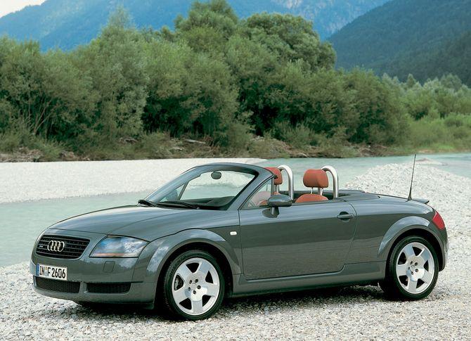 review audi 8n tt roadster 2000 06. Black Bedroom Furniture Sets. Home Design Ideas
